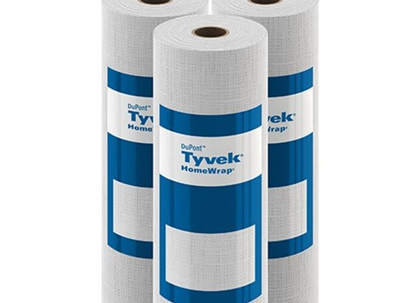 tyvek home wall wrap 2743mm x 30m roll